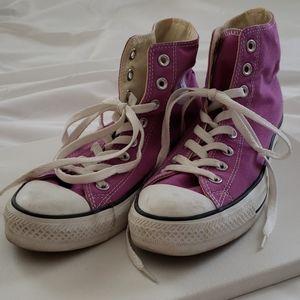 Converse All Star Chuck Taylor- Purple W9 M7